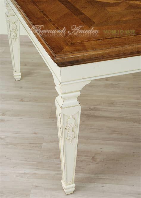 tavolo intarsiato tavoli in legno intarsiato tavoli