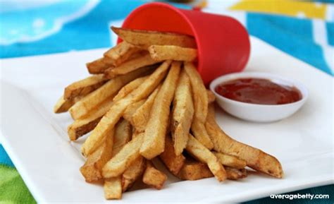 how to make crispy fries at home
