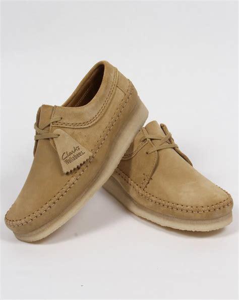 Original Clarks Preloved Shoes clarks originals weaver suede shoes maple