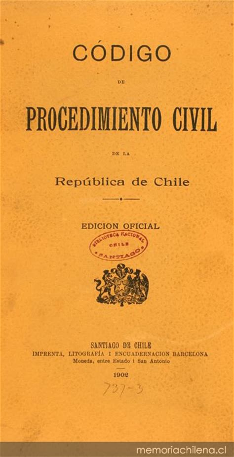 codigo de procedimiento civil bolivia codigo de procedimiento civil c 243 digo de procedimiento civil de la rep 250 blica de chile