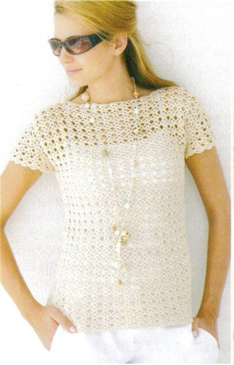 free crochet pattern ladies jersey sirdar 4ply ladies top crochet pattern 9034 large sizes