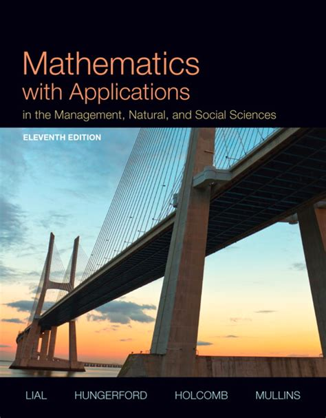 mathematical applications for the management and social sciences books downloadable solution manual for mathematics with