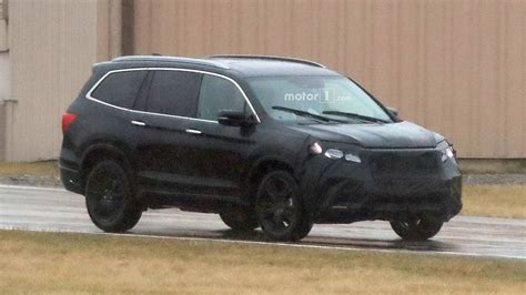 2020 Honda Pilot by 2020 Honda Pilot Rumors Changes Release Date News Price