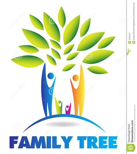 Family Tree Concept Stock Illustration Image 47357217 Family Tree Concept Stock Vector
