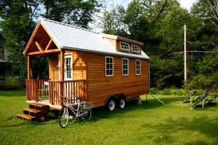 tiny home trailer 16 types of tiny mobile homes which nomadic living space