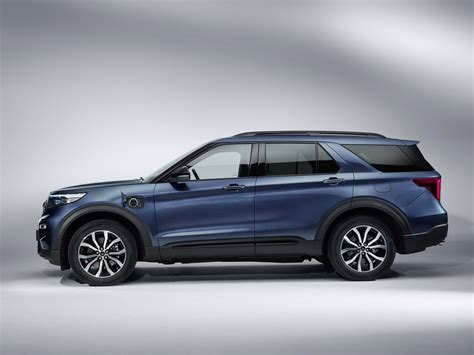 2020 Ford Explorer by 2020 Ford Explorer Phev Arriving In Europe With 450ps