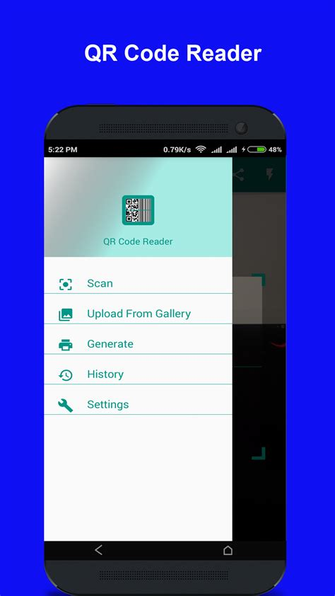 qr code reader for android qr code reader appstore for android