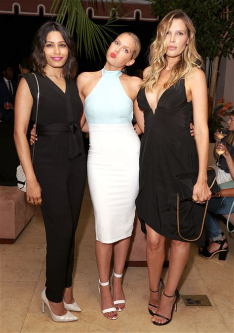 how is erin foster related to the jenners freida pinto dylan penn kendall jenner get fashionable