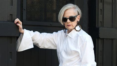 recommended clothing styles for women 60 yrs old a white shirt is the key to fashion for women over 60