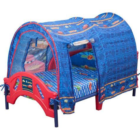bed tent for toddler bed delta children disney pixar cars tent toddler bed