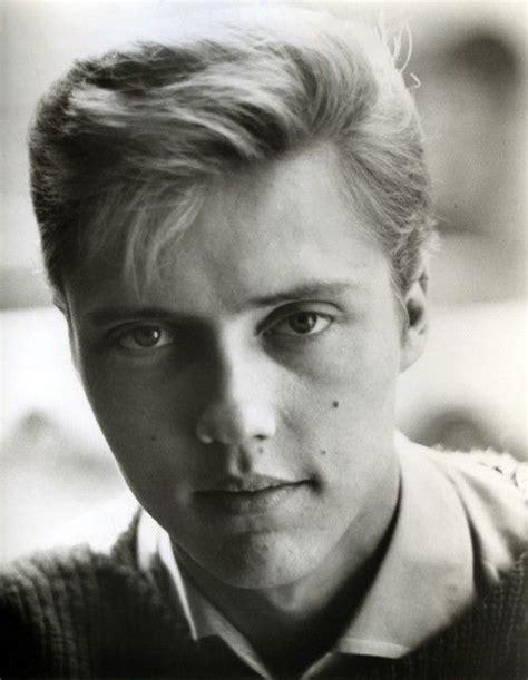 Johansson Looks Like A Boy by Christopher Walken Looks Exactly Like