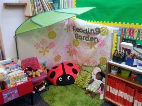 Garden Reading Book 52 Best Images About Book Corner Ideas On