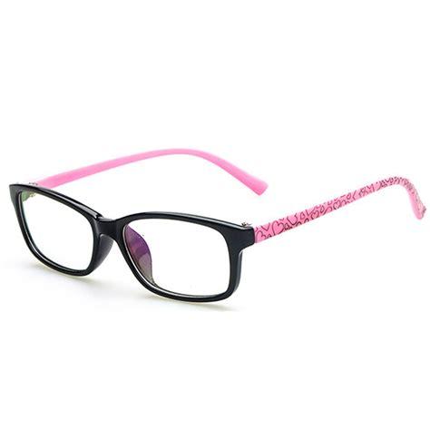 optical myopia eyeglass frame children multi color