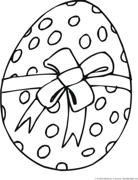 egg design coloring page aster eggs to colour clipart best