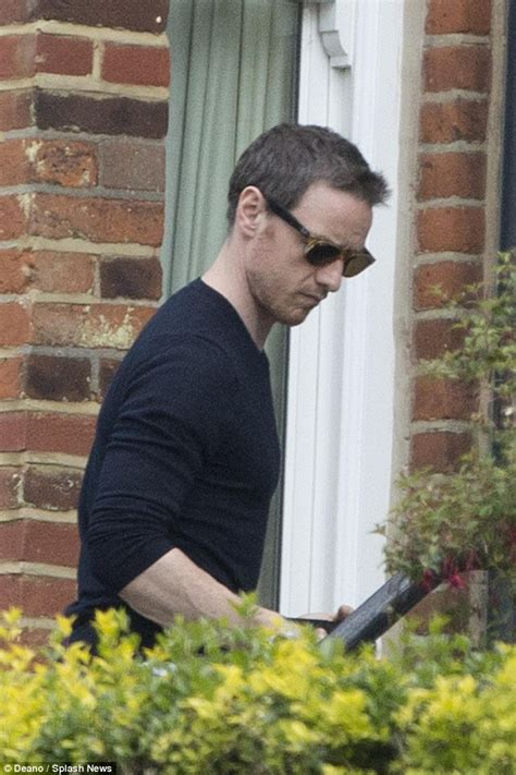 james mcavoy montreal james mcavoy seen for first time since announcing split