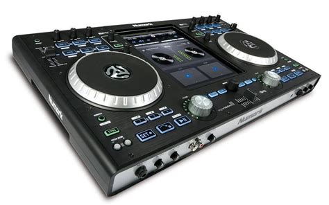 costo console dj consola mezcladora idj profesional numark dj para