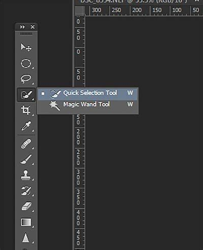 reset a tool in photoshop how to use photoshop s quick selection tool to change a