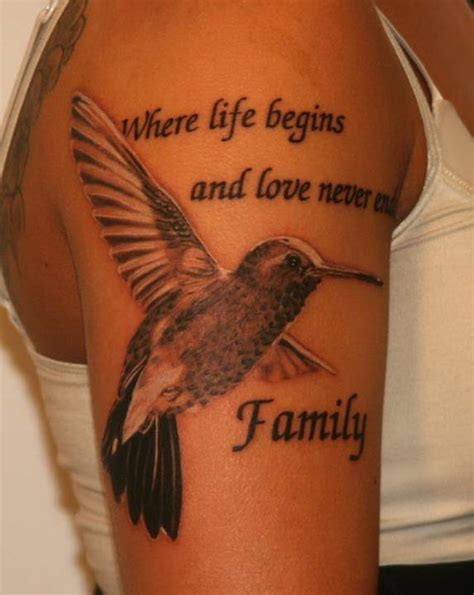 hummingbird tattoo on shoulder right shoulder hummingbird tattoo by anders grucz