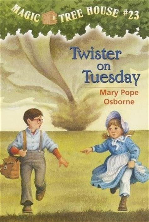 on a tuesday books on tuesday magic tree house 23 by pope
