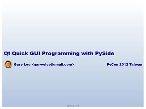 programming with qt o reilly qt quick gui programming with pyside