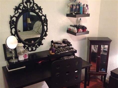diy makeup vanity decorations and creations diy vanity ikea style home decor