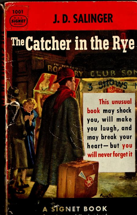 theme of falling in catcher in the rye catcher in the rye