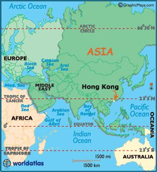 hong kong map geography  hong kong map  hong kong