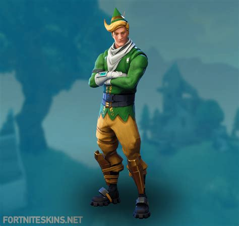 codename elf girl  hat elf clothes epic games fortnite