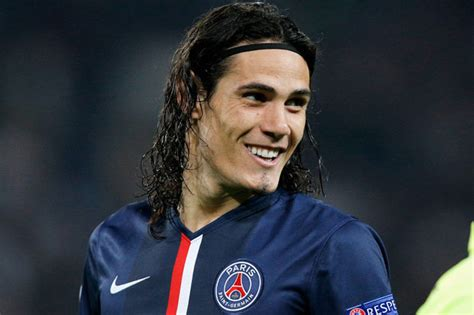 nicholas arsenal should sign utd target to challenge edinson cavani why i will not sign for arsenal chelsea liverpool and utd daily