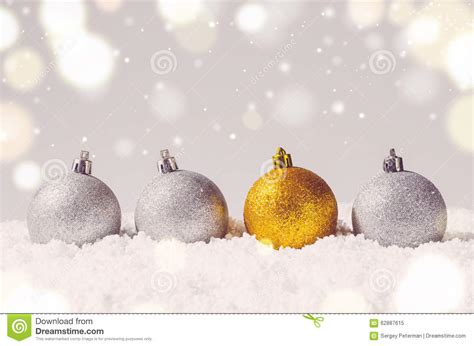 decorative christmas balls stock photo image 62887615