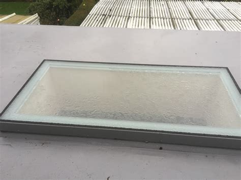 Roof Light Repair Supply Installation Morgan Asphalte Light Roof