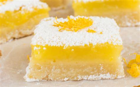 20 best lemon desserts for spring