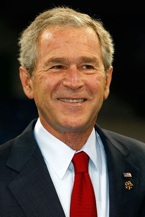 george bush george bush getting