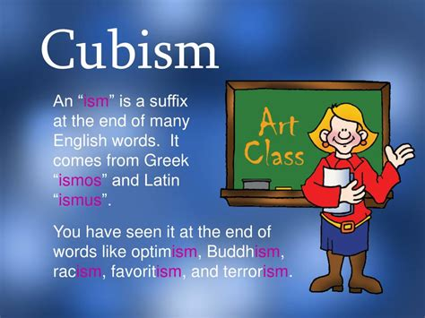why is cubism important ppt cubism powerpoint presentation id 23150