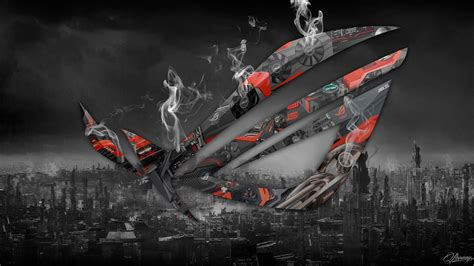 wallpaper 4k asus republic of gamers global