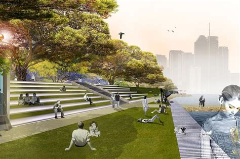 Landscape Architecture Brisbane 2015 Queensland Landscape Architecture Awards Architectureau