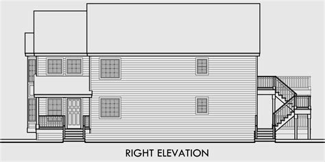 narrow lot duplex house plans stacked duplex house plans duplex house plans with garage