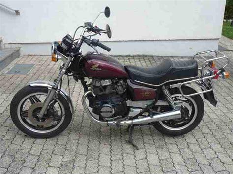 Motorrad Honda Cm 400 Gebraucht Kaufen by Honda Cm 400 T Ez 5 1984 Brief Schl 252 Ssel Bestes