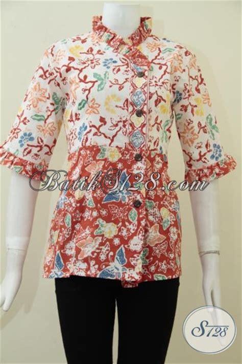 desain baju batik wanita masa kini batik klasik modern produk asli solo indonesia baju batik