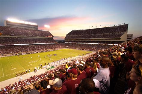 kyle field student section usa college football stadiums page 14 skyscrapercity