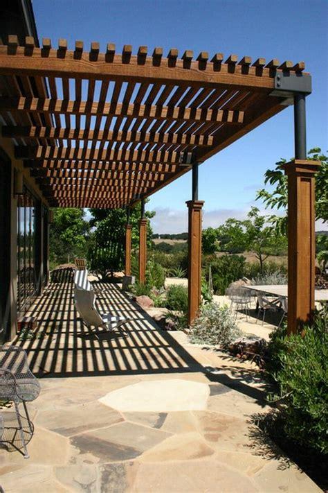 Fotos Holz Decks by Terrassen 252 Berdachung Aus Holz K 252 Mmern Sie Sich Um Die