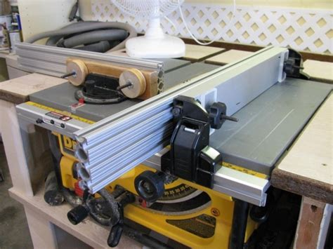 Table Saw Fence Extension Brokeasshome Com