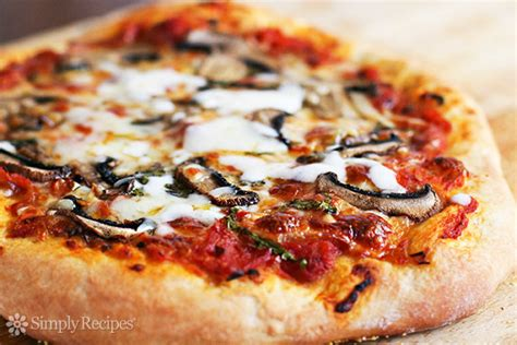 the kitchen recipes how to make pizza at home