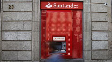 banco santander cajeros el santander recupera la gesti 243 n de los cajeros y el