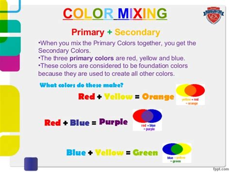 what colors make other colors color theory part 1