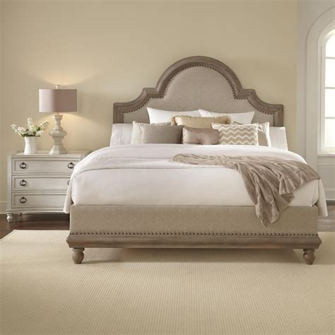 hgtv bedroom furniture keep it neutral with the dusk finish on the caravan bed by