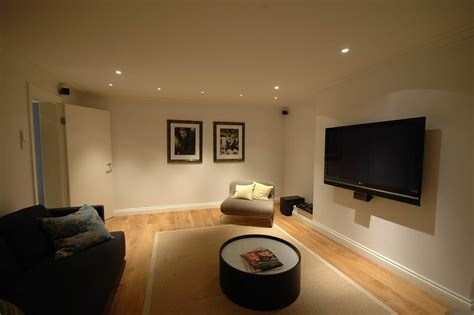 Living Room Downlights by Mr Resistor Lighting