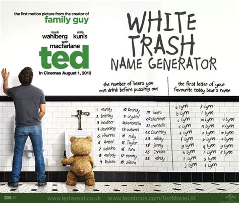 white names white trash name generator any of those names with a after it bahhahahah