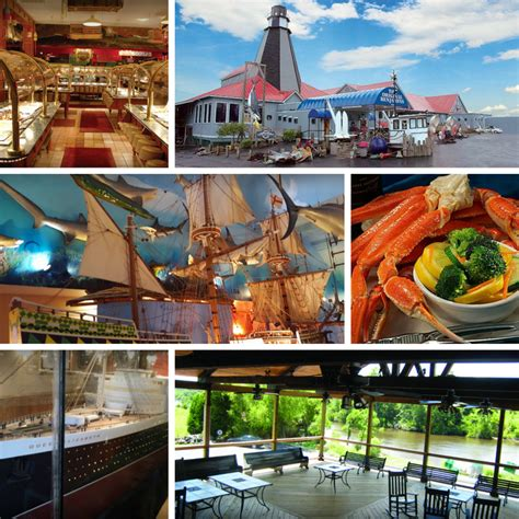 Top 10 Best Seafood Restaurants In Myrtle Beach North Seafood House Buffet Myrtle