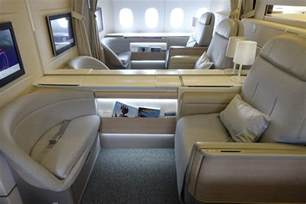 review air class 777 300er to houston